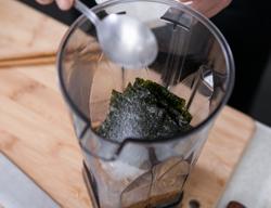 海苔堅果涼拌小黃瓜